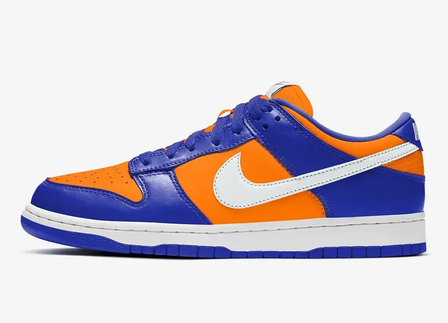 "Nike Dunk Low SP ""University Orange"""