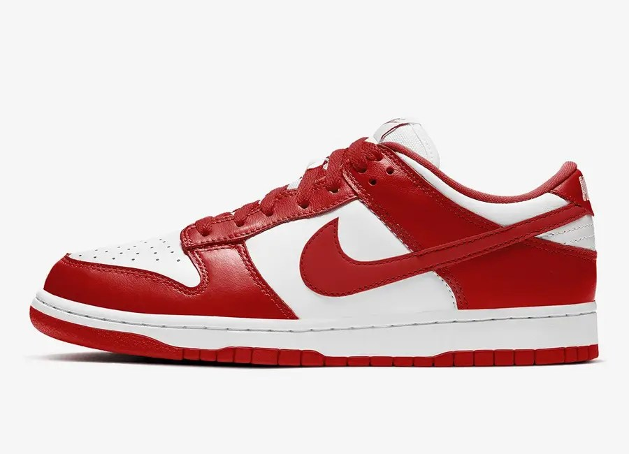 "Nike Dunk Low SP ""University Red"""