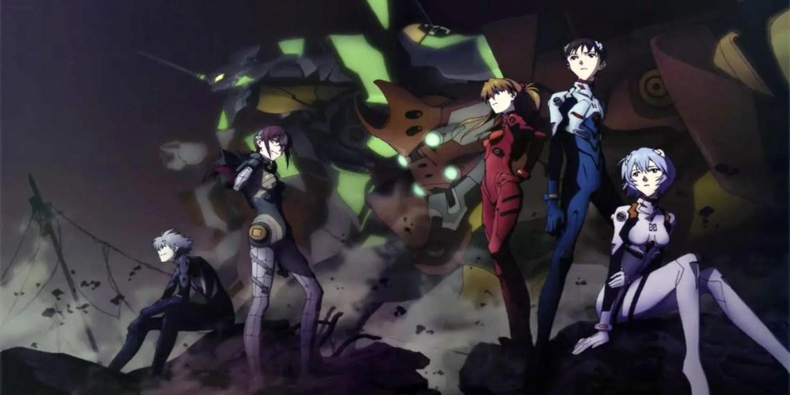 «Rebuild of Evangelion» disponible sur YouTube