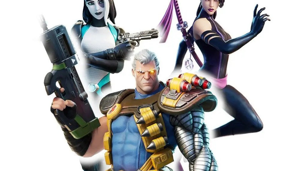 "La X-Force rejoint Deadpool dans 'Fortnite : Chapitre 2""."