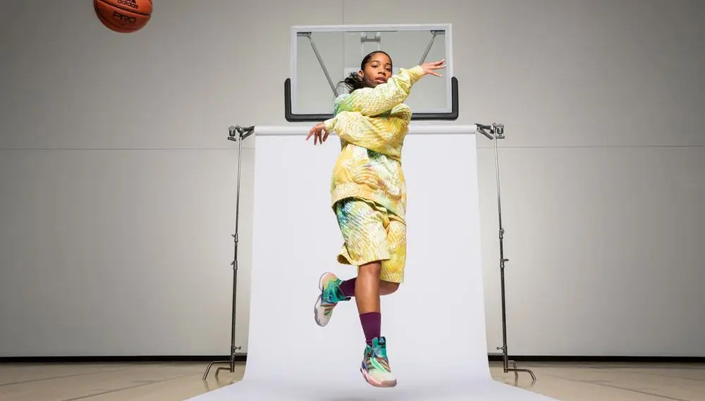 Pharrell et adidas Originals rendent hommage au basket-ball avec une nouvelle collection