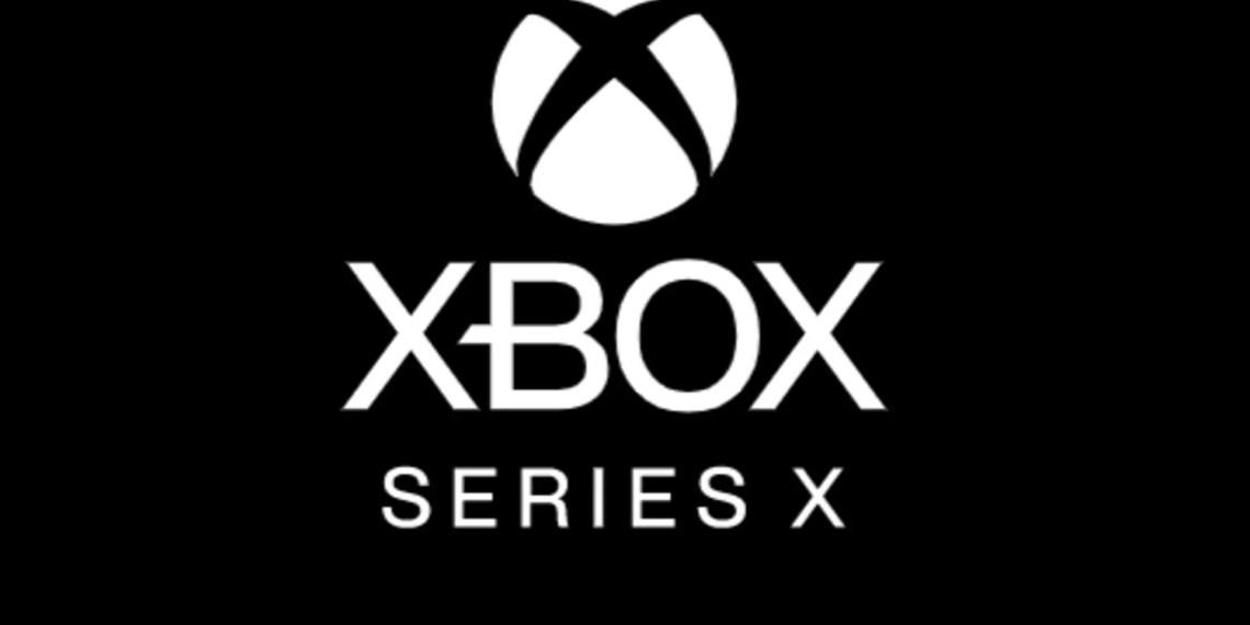 Logo Xbox Series X