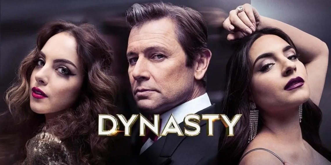 "Dynasty Saison 3 Episode 17 ""She Cancelled..."" : Date de sortie"