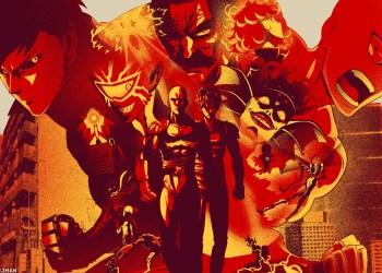 """Sony Pictures développe un live action de """"One Punch Man"""""""