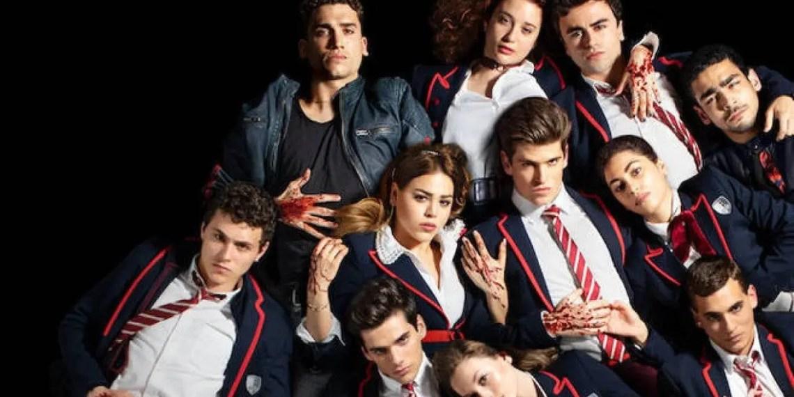 Elite : Netflix commande la saison 4