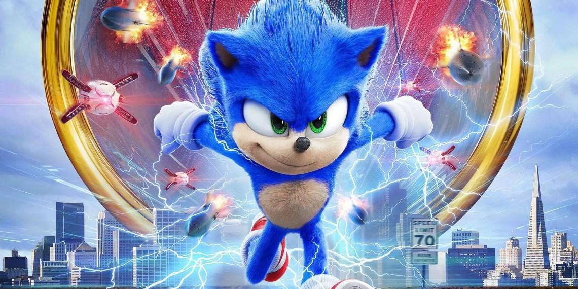 Sonic le film : un deuxième volet en cours production