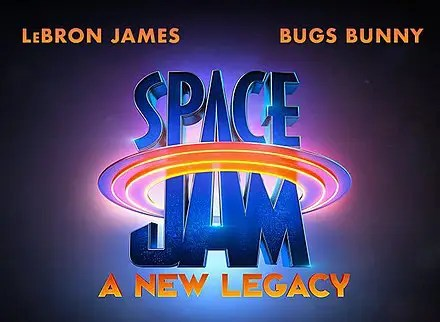 Space Jam : A New Legacy - LeBron James dévoile le nouveau logo du film