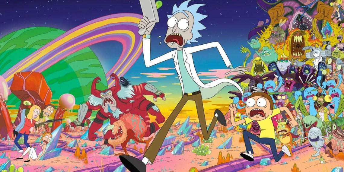 Une saison 6 de Rick et Morty en cours de production