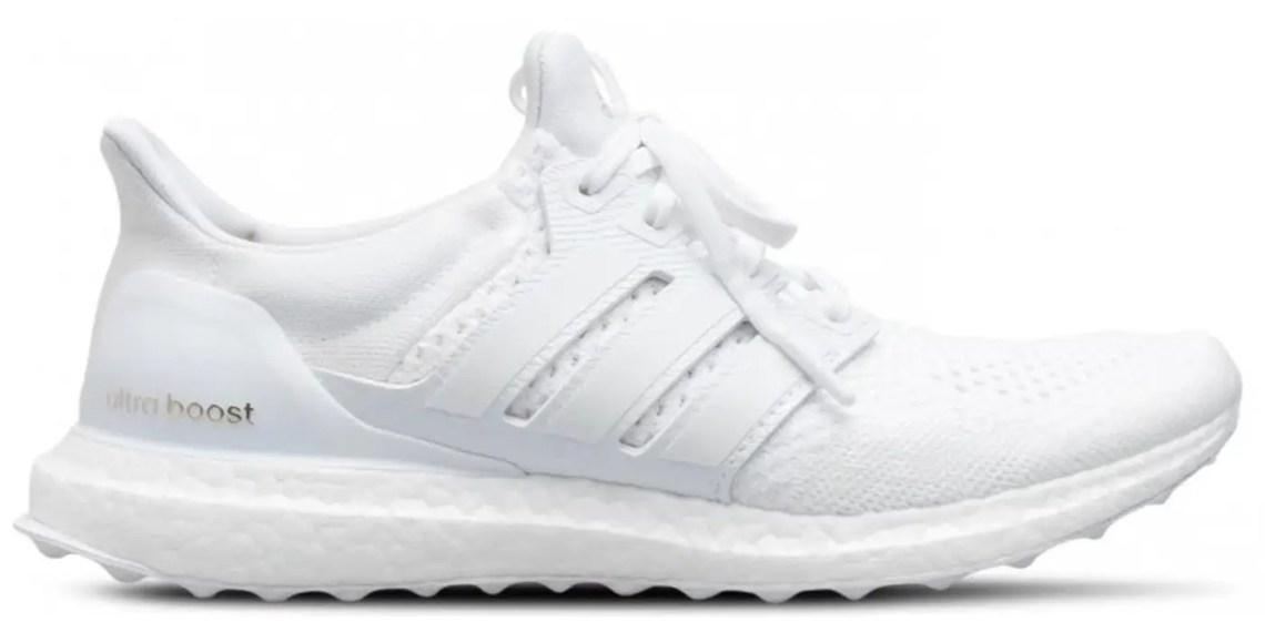 Un restock pour la adidas UltraBOOST 1.0 «Triple White»