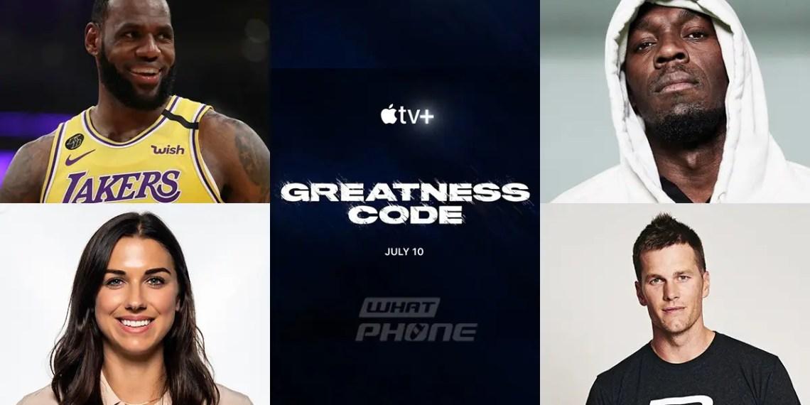 Apple lance une série de documentaires sur les plus grands athlètes du monde