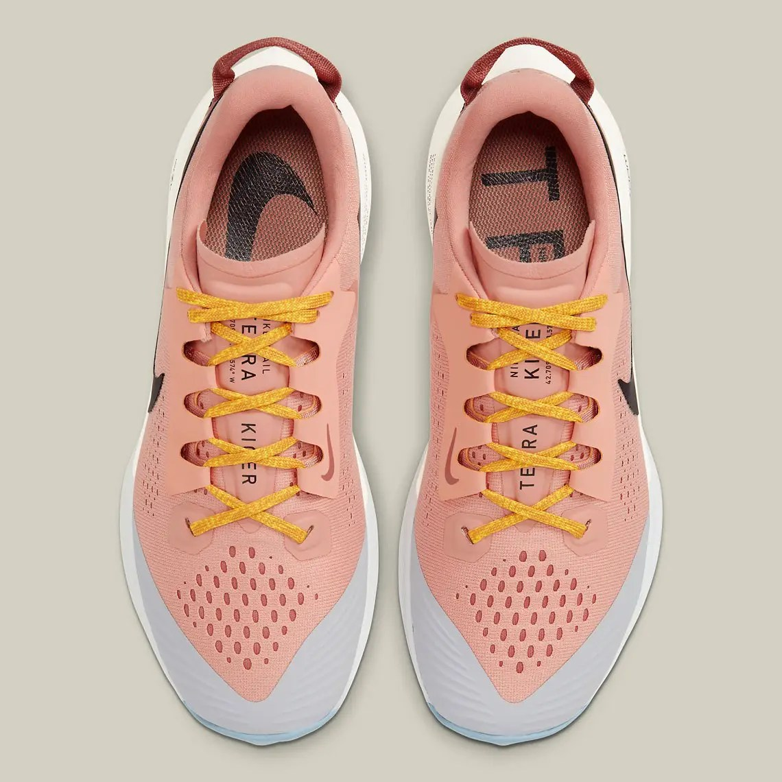 Nike dévoile sa collection Trail en « Pink Quartz »