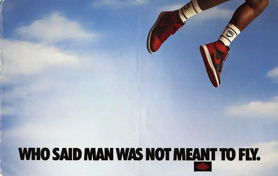 Air Jordan 1 «Banned»: retour sur l'histoire d'une paire mythique