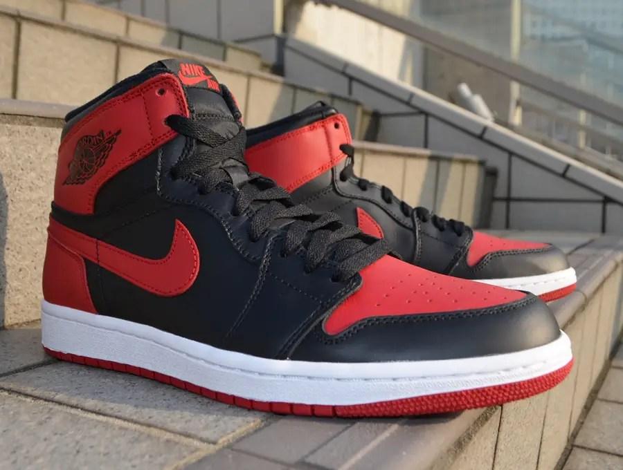 Air Jordan 1 « Banned » 2013
