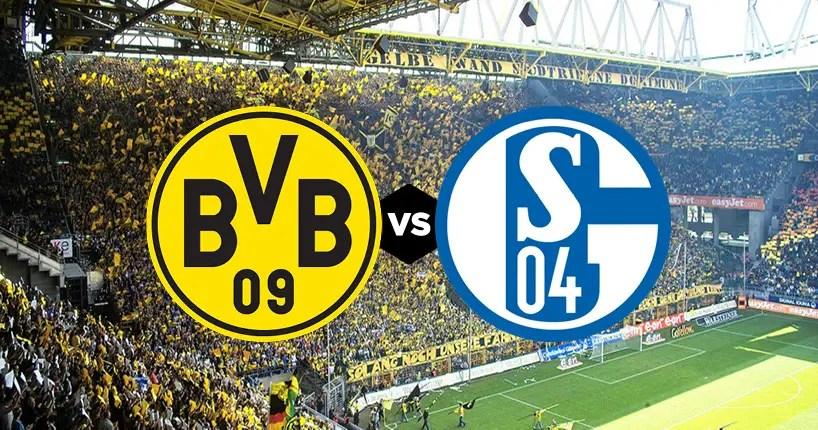 Borussia Dortmund Schalke