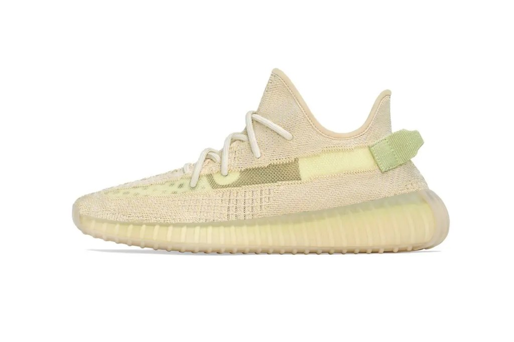 """Sneakers adidas YEEZY BOOST 350 V2 """"Flax"""""""