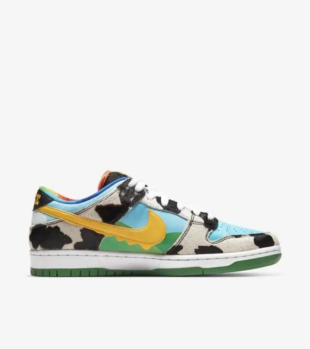 Où acheter la Ben & Jerry x Nike SB Dunk Low Chunky Dunky