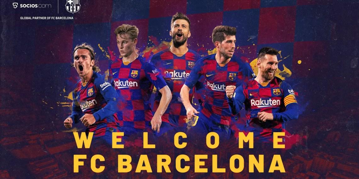 Regarder Barcelone vs Majorque en live Streaming Gratuit