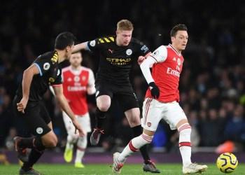 Regarder Manchester City vs Arsenal en streaming direct