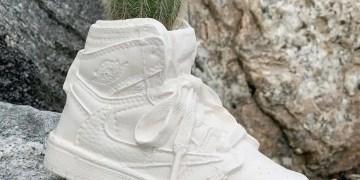 Bodega Rose lance un vase Air Jordan 1 pour récolter des fonds contre COVID-19