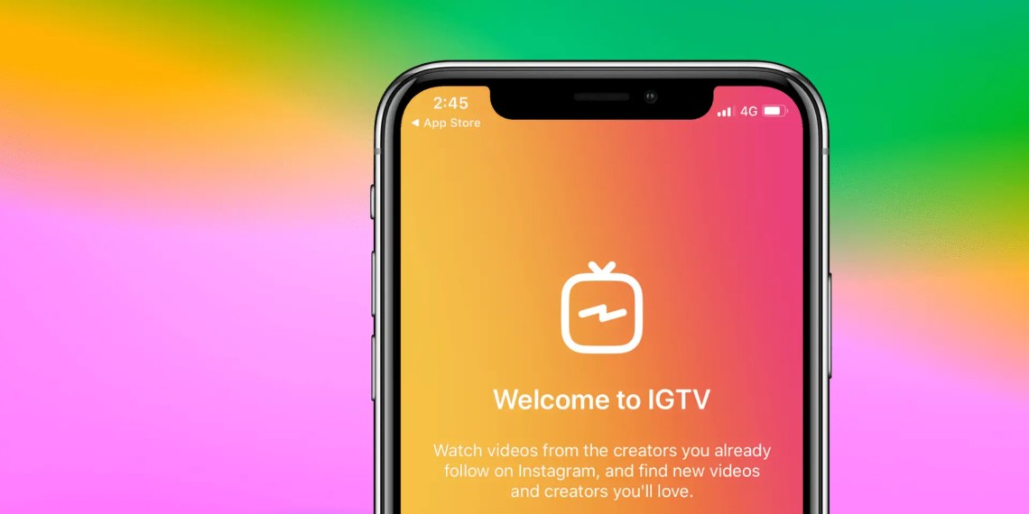 Pour la 1ère fois, Instagram partagera ses revenus avec les créateurs par le biais de publicités dans IGTV