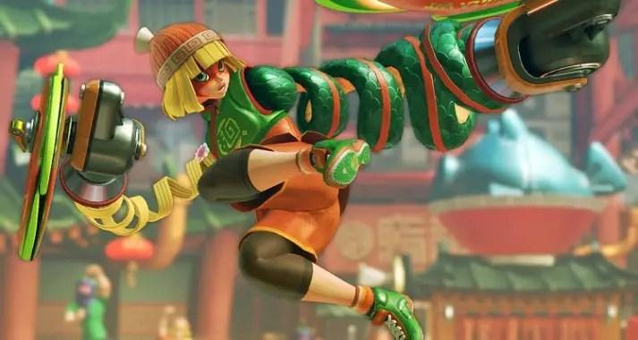 Min Min rejoint la mêlée sur Super Smash Bros. Ultimate