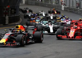 Formule 1 : le calendrier des nuits premières course de la saison