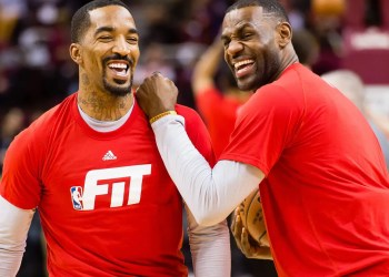 NBA : J.R Smith rejoint Lebron James aux Lakers pour le reste de la saison