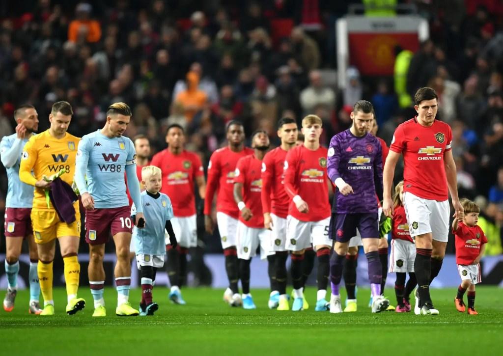 Regarder Manchester United contre Aston Villa en Streaming live