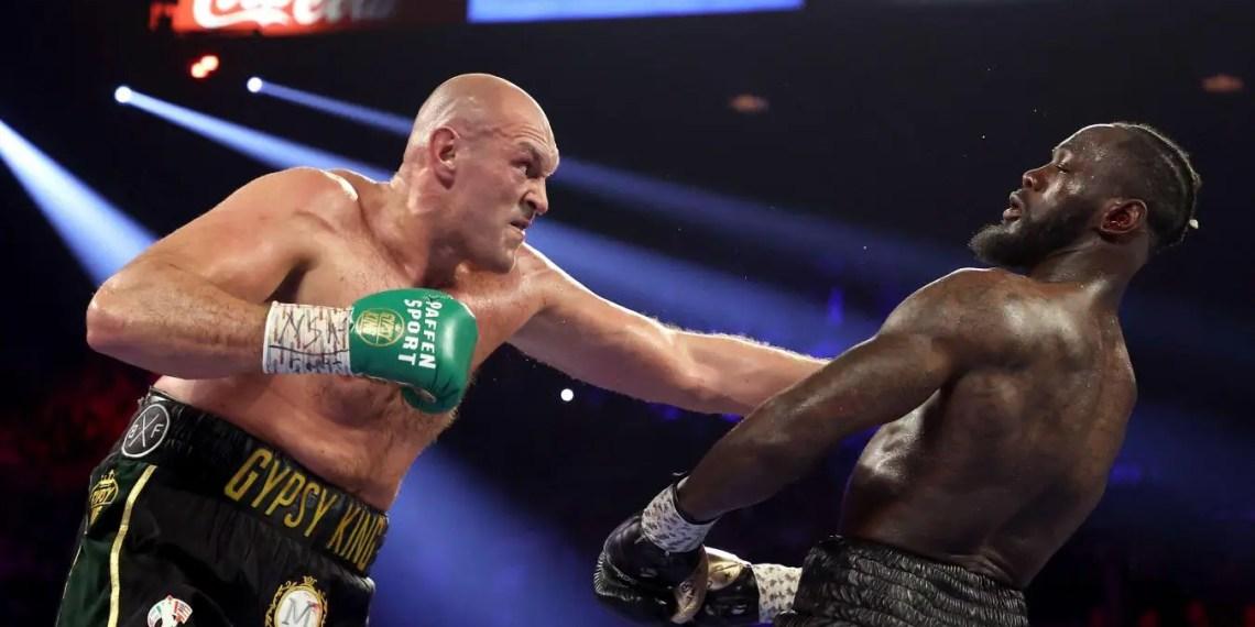 Tyson Fury vs Deontay Wilder III reporté à décembre