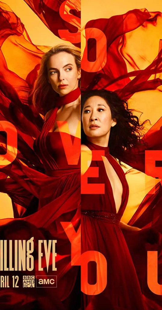 KILLING EVE saison 4 : épisode 1 - sortie retardée