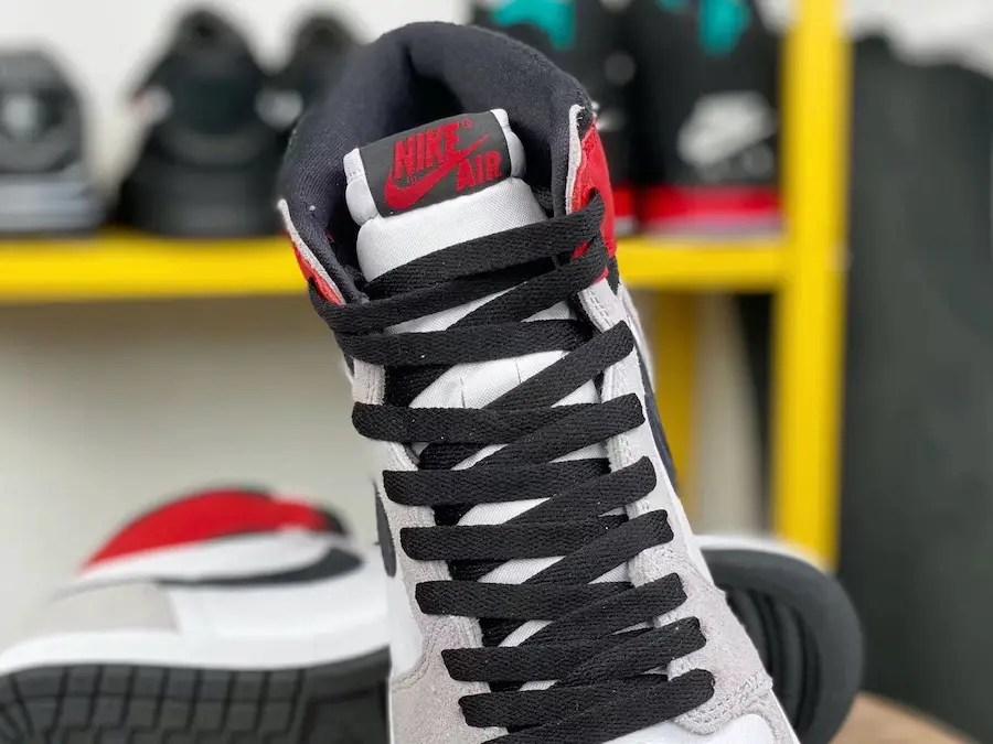 "La Air Jordan 1 High OG ""Light Smoke Grey"" débarque!"
