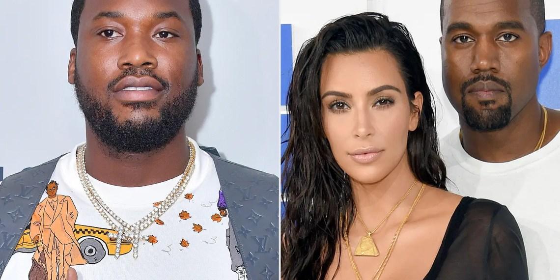 La photo de Kim Kardashian et Meek Mill qui prouve que Kanye West a tort