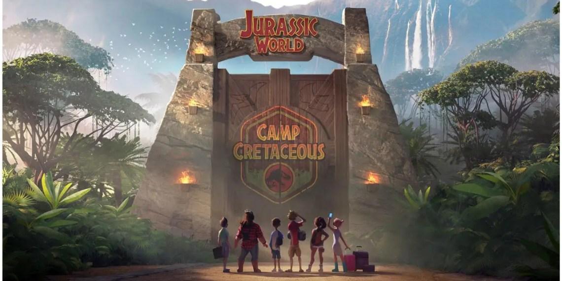 La série animée Jurassic World : Camp Cretaceous débarque sur Netflix !