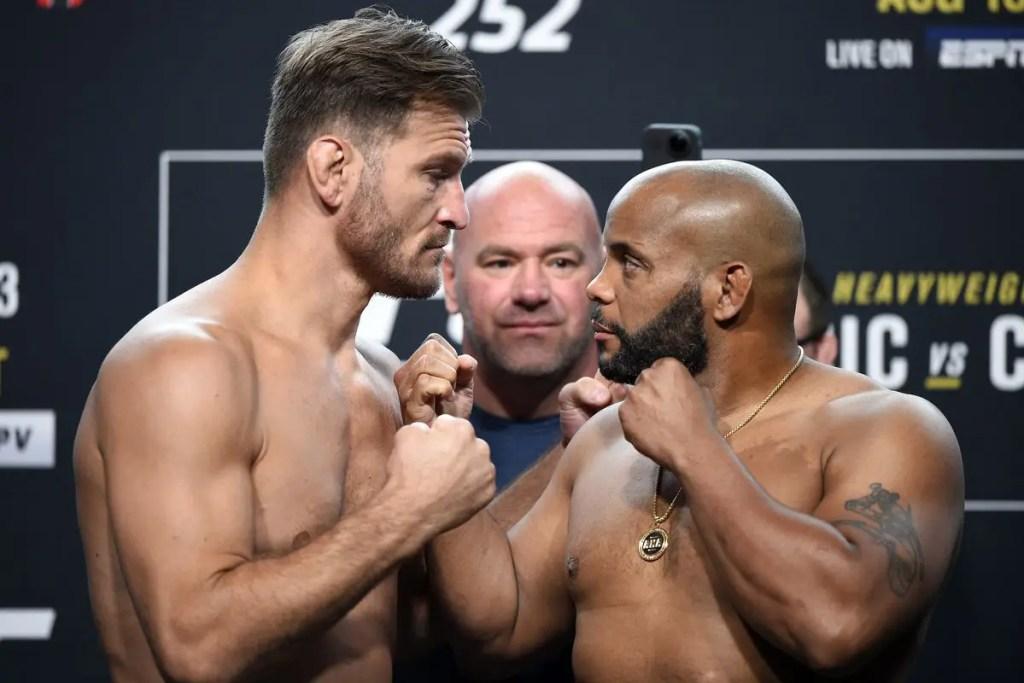 UFC 252 : Regarder Miocic vs Cormier en streaming live