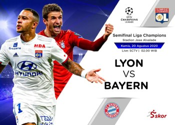 Regarder Lyon vs Bayern Munich en streaming live