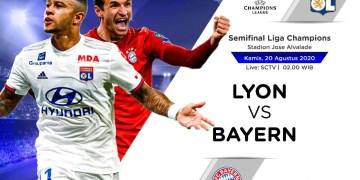 Regarder Lyon vs Bayern Munich en streaming live