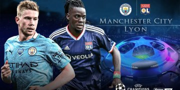 Regarder Manchester City Lyon en streaming live !