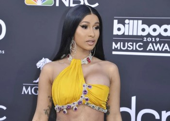 """Cardi B lance une page """"OnlyFans"""""""