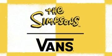 """""""The Simpsons"""" x Vans dévoilent officiellement leur collab"""