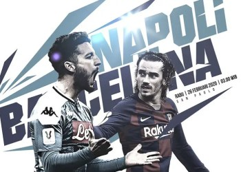 Regarder Barcelone vs Naples en streaming live !
