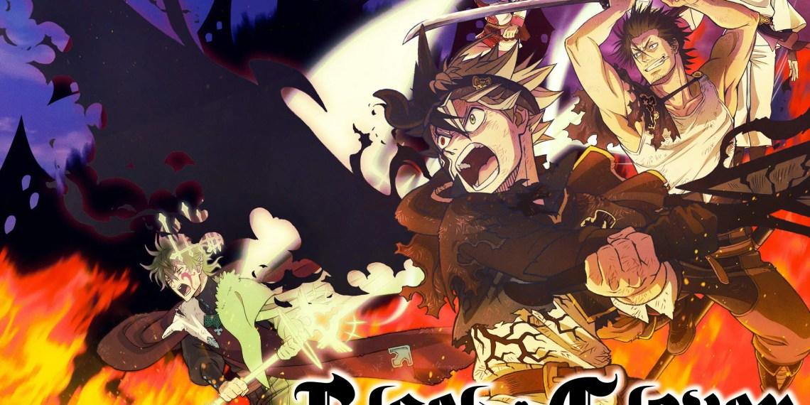 Black Clover - épisode 146 Streaming
