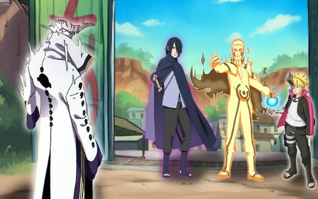 Lire Boruto Naruto Next Generations Chapitre / Scan 51