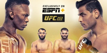 Regarder UFC 253 : Adesanya vs Costa en streaming live