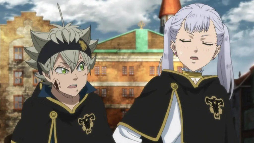 Black Clover épisode 145 streaming