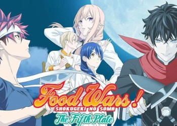 FOOD WARS saison 5 épisode 11 - Streaming, Date de sortie et Preview
