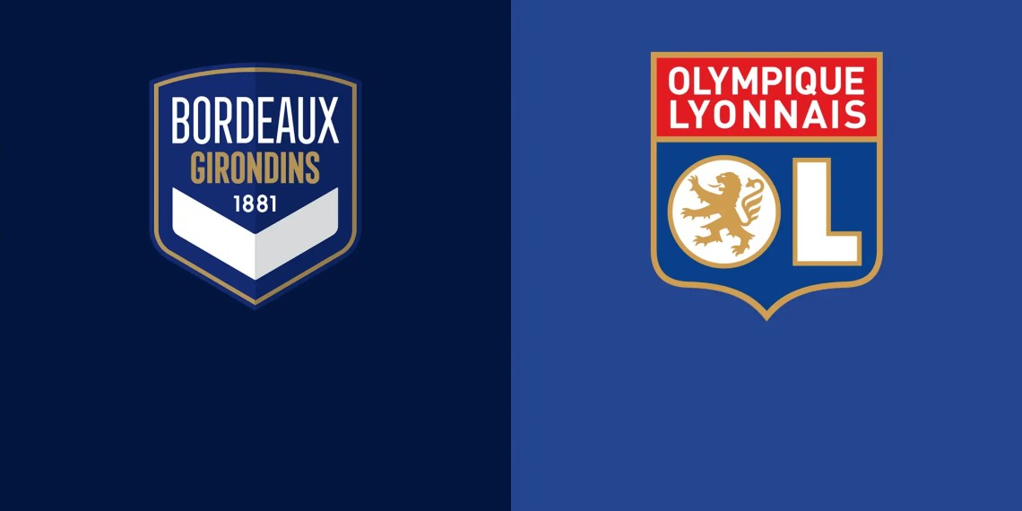 Ligue 1 : Regarder Bordeaux vs Lyon en streaming live