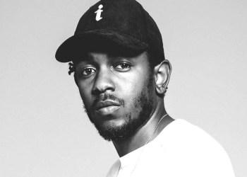 Kendrick Lamar aperçu sur le tournage d'un clip