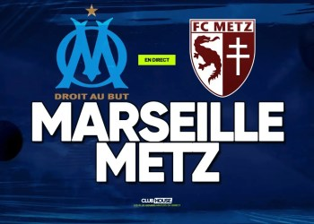 Regarder Marseille vs Metz en streaming live