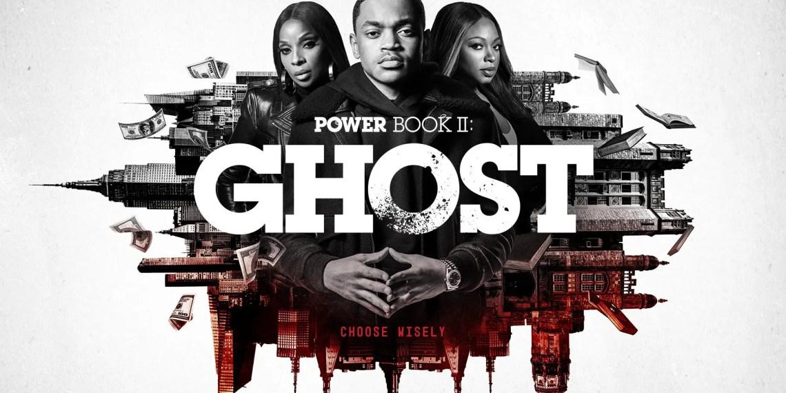 """""""POWER BOOK II : GHOST"""" La série de 50 Cent déjà renouvelée !"""