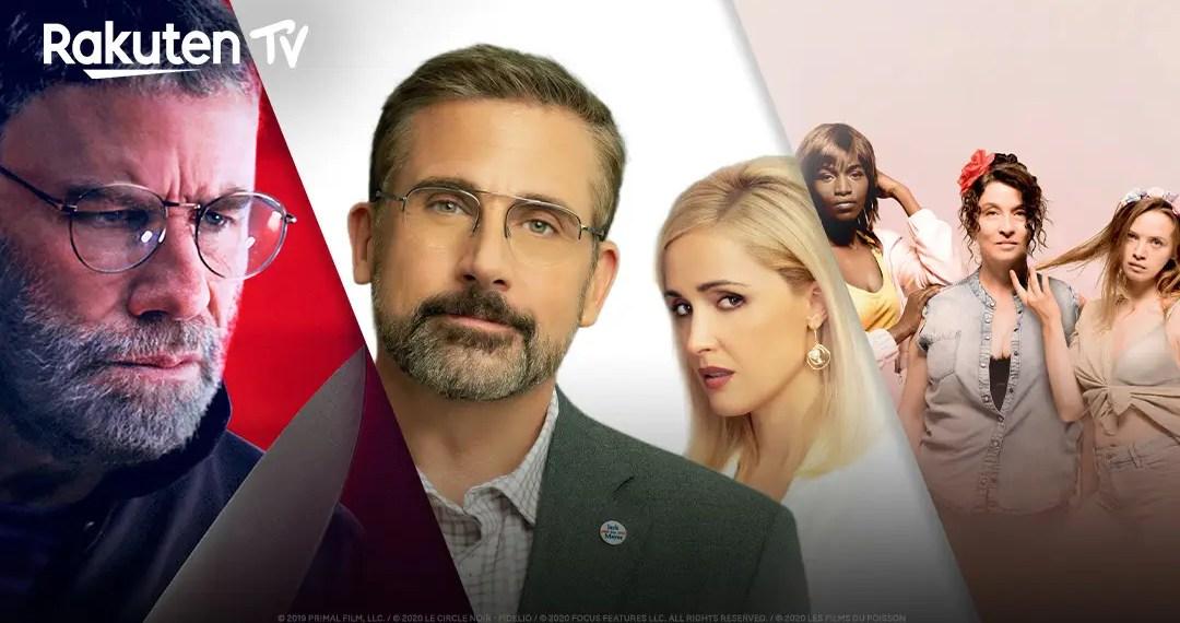 Starzplay Rakuten TV